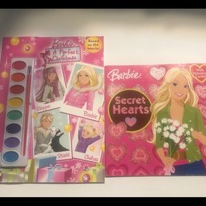 Barbie Books !!!!